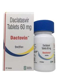 Dactovin Daclatasvir 60mg Tablet