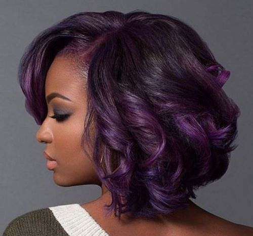 Body Wave Purple Bob
