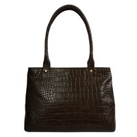 TRISHIKHA Women Leather Designer Office Evening Bag