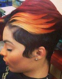 Indian Short Wig