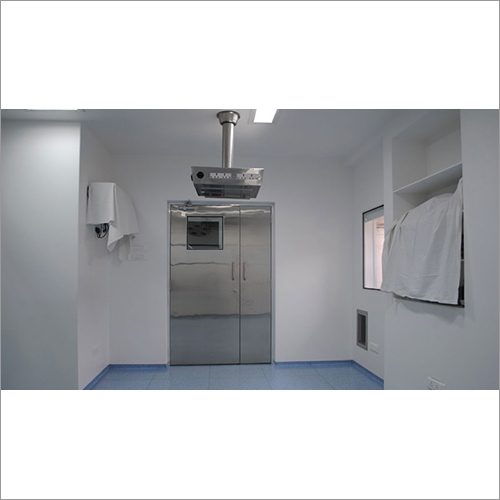 GI Door Partition Doors