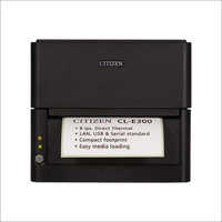 Citizen Direct Thermal Printer With Cutter