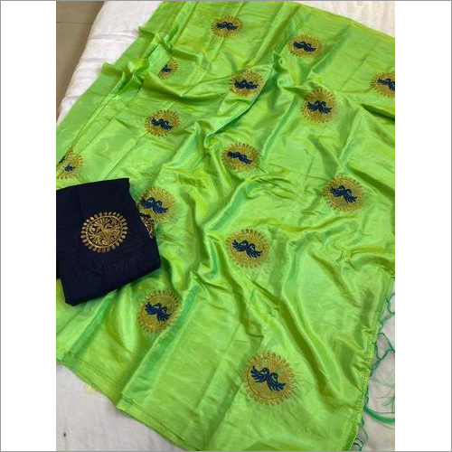 New Roshini Design Embroided Saree