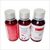 Mefenamic Acid Paracetamol  Syrups
