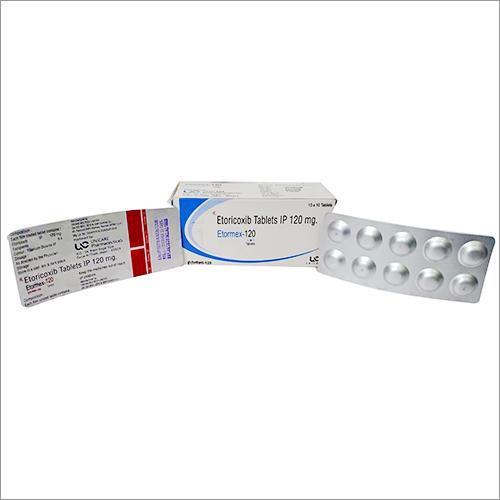 Etoricoxib Tablets IP 120mg