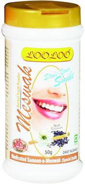 LOOLOO Meswak Powder