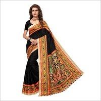 New Kalamkari Silk Saree