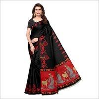 New Designer Kalamkari Saree