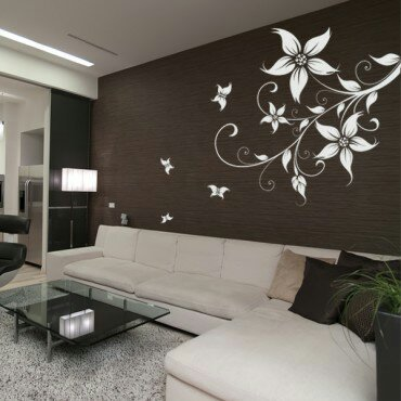 designer wall glass