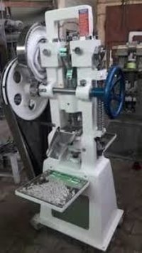 Air Freshener kapoor tablet making Machine
