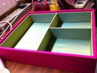 Six Corner Wooden Gift Box