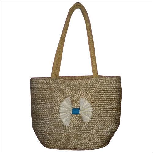 Jute handmade Designer bag