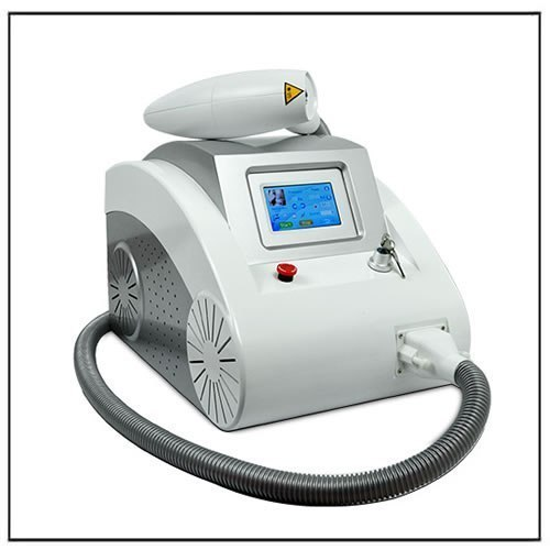 Laser Hair and Tattoo Removal Machine