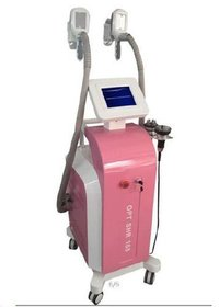 Double Cryo Touch Screen Cavitation RF