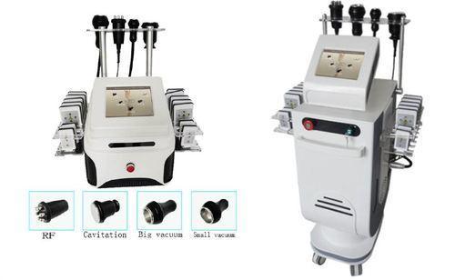 2015 Double Vacuum Lipo Laser