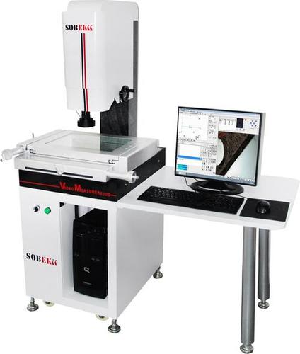 S-semi-auto Bridge Video Measuring Machine