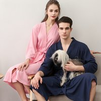 Wholesale Bathrobe Men And Women