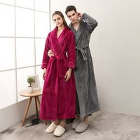 Couple Bathrobe Hotel Home