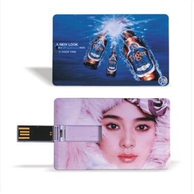 Name Card With Pen Drive