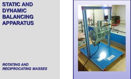 Static Dynamic Apparatus Reciprocating