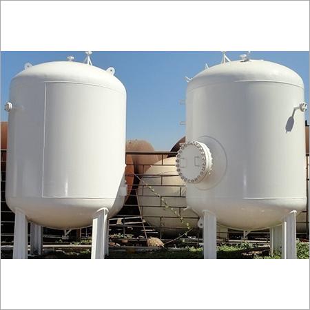 Cryogenic Liquid Gas Storage Tank
