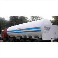 Cryogenic Transport Tank