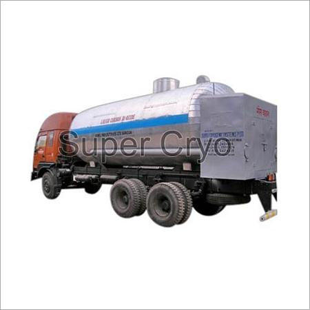 Liquid Co2 Transport Tank