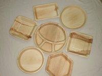 Areca plates