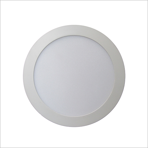 6 Watt LED Round Slim Panel Light