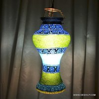 Mosaic Hanging Art Lamp Hanging Lamp