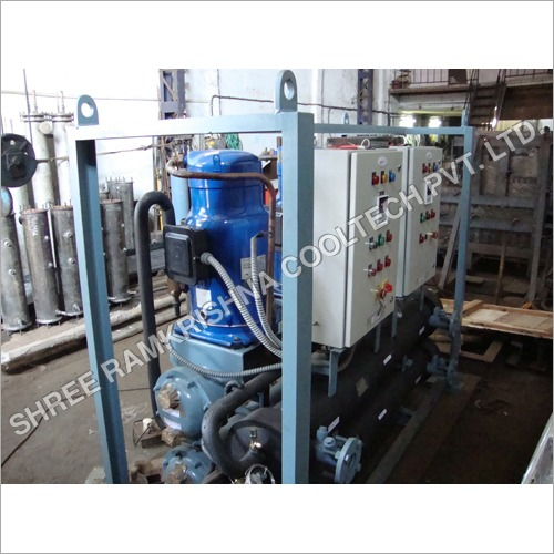Twin Circuit Chiller machine