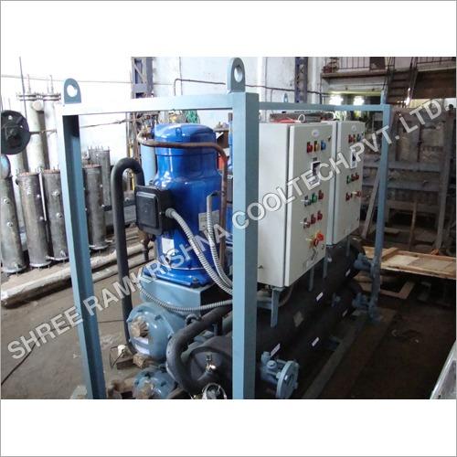 Twin Circuit Chiller machine