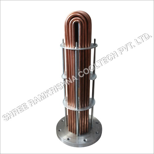 Evaporator Tube Bundle machine