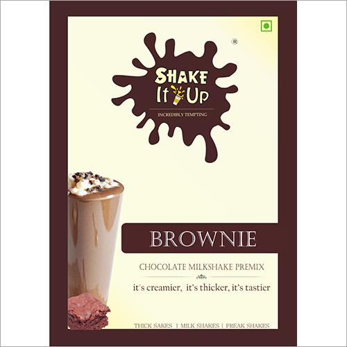 Brownie Chocolate Milk shake Premix