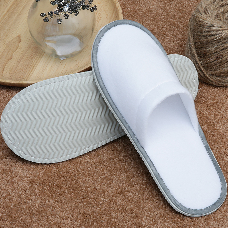 Cheap Hotel Slippers