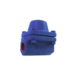 Thermodynamic Steam trap Air vent