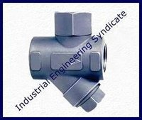 Thermodynamic steam trap TD 3