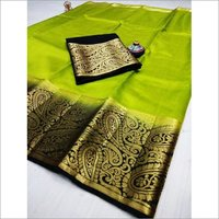 Kanjivaram Rich Mango Design Saree