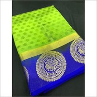 New Designer Kanjivaram Peacock Saree