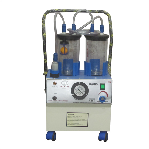 0.25hp Electric Suction Machine