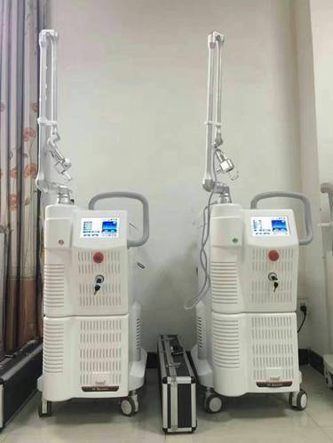 Co2 Fractional Machine