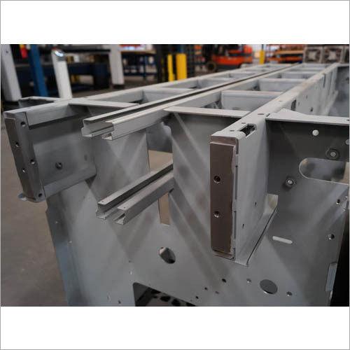 Metal Sheet Forming Machine
