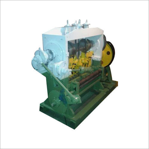 Industrial Expanded Metal Machine