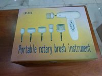 Portable Rotary Brush Instrument