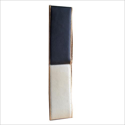 Stylish Beige &  Black Stitching Steering Cover