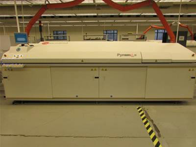 BTU Pyramax 98A REFLOW OVEN