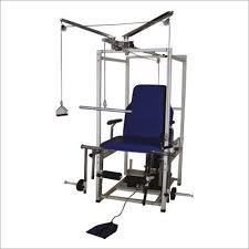 Ankle exerciser machine