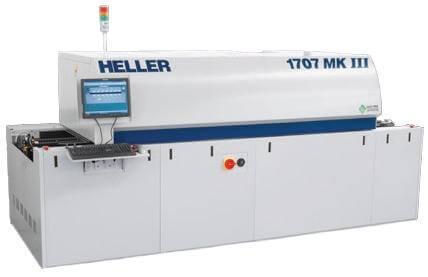 Heller 1707 Mark III SMT Reflow Oven