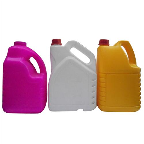 5 Litre Oil Plastic Jerrycan