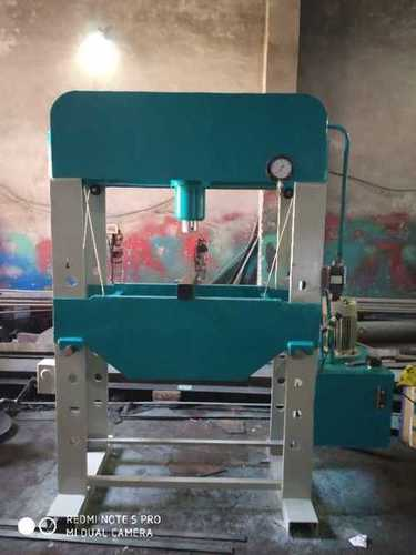 Motorized Hydraulic Press Machine